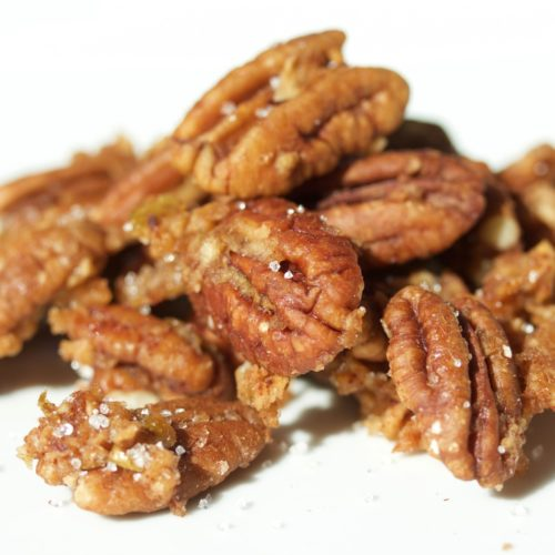 Sweet Apple Pecans