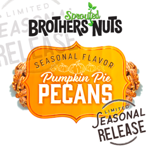 Pumpkin Pie Pecans